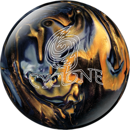 Picture of Cyclone - Black/Silver/Gold