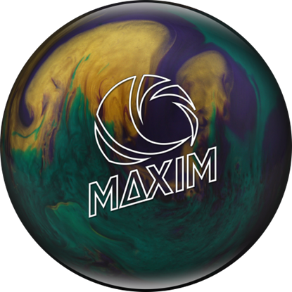 Picture of Maxim - Emerald Glitz