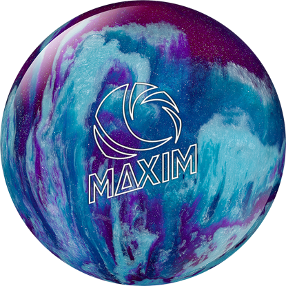 Picture of Maxim - Purple/Royal/Silver