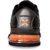 Picture of Men's Hammer Force Black/Carbon/Orange Shoe (Left Handed)