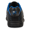 Picture of KR Men's Flyer Black/Mag Blue