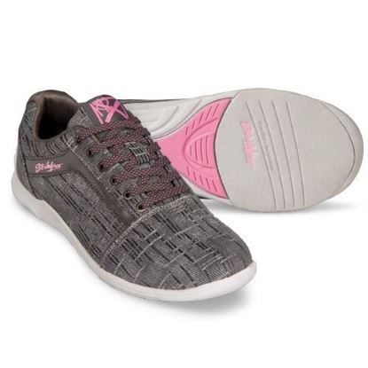 Picture of KR Women's Nova Lite Ash/Hot Pink
