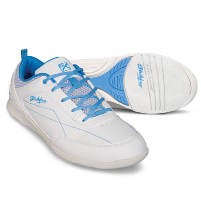 Picture of KR Women's Capri Lite White/Blue