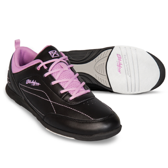 Picture of KR Women's Capri Lite Black/Orchid
