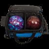 Picture of Ebonite Transport 2 Ball Roller Black