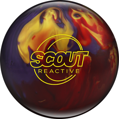 Picture of Scout/R Red/Purple/Gold