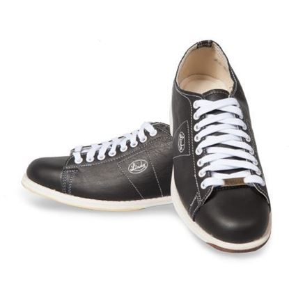 Picture of Linds Men's Classic Black (WIDE Width)