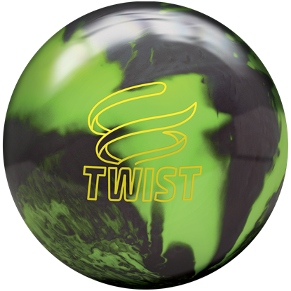 Picture of Brunswick Twist - Neon Green/Black