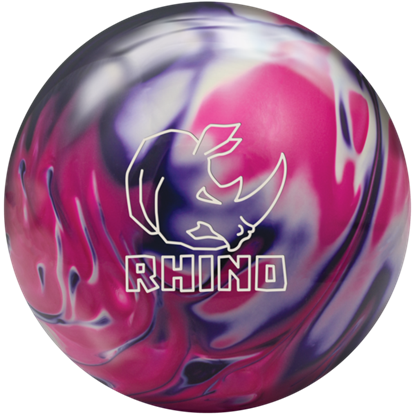 Picture of Rhino - Purple/Pink/White