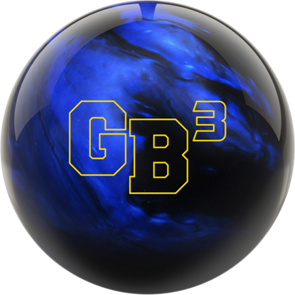 Picture of Ebonite GB3 Black/Blue